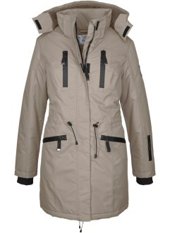 Outdoorjack, bpc bonprix collection, taupe