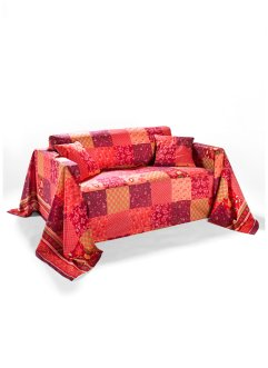 Plaid «Amy», bpc living, rood