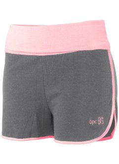 Short, bpc bonprix collection, grijs gemêleerd