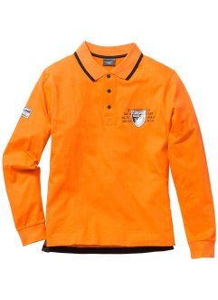 Poloshirt, bpc selection, oranje