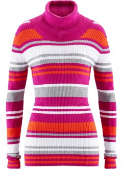 Coltrui, bpc bonprix collection, middenfuchsia gestreept