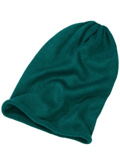 Beanie, bpc bonprix collection, petrol