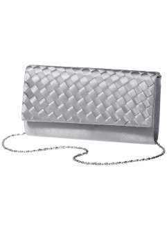 Clutch, bpc bonprix collection, grijs