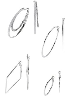 Creolen (8-dlg. set), bpc bonprix collection