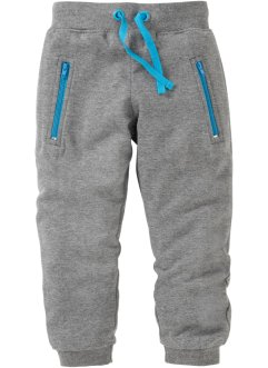 Sweatbroek, bpc bonprix collection, grijs gemêleerd