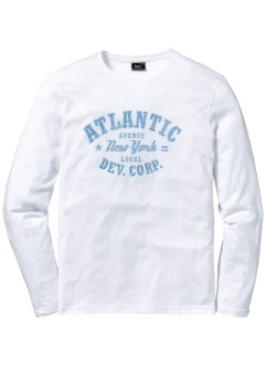 Longsleeve, bpc bonprix collection, wit