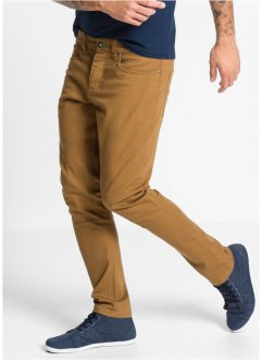 Broek slim fit straight, RAINBOW