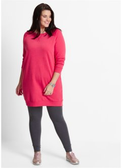 Sweatjurk, bpc bonprix collection, hibiscuspink