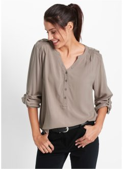 Tuniek, bpc bonprix collection, taupe