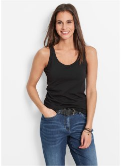 Tanktop (set van 2), bpc bonprix collection