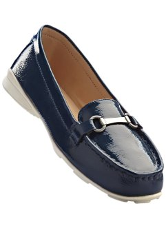 Mocassins, bpc bonprix collection, blauw