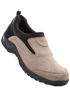 Instapschoenen, bpc bonprix collection, sandbeige