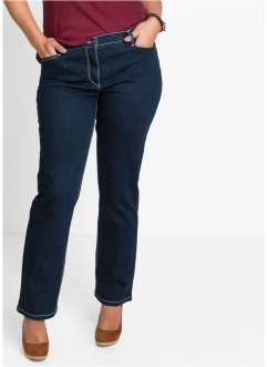 Corrigerende stretchjeans STRAIGHT, John Baner JEANSWEAR