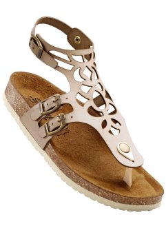 Teenslippers, bpc selection, beige