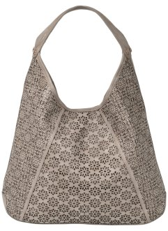Shopper, bpc bonprix collection, taupe metallic