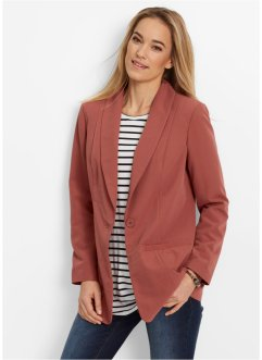 Longblazer, bpc bonprix collection, marsala