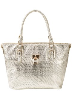 Shopper, bpc bonprix collection, goudkleur