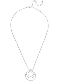 Ketting, bpc bonprix collection, zilverkleur