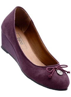 Ballerina's, bpc bonprix collection, aubergine