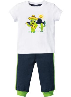 T-shirt+sweatbroek (2-dlg. set), bpc bonprix collection