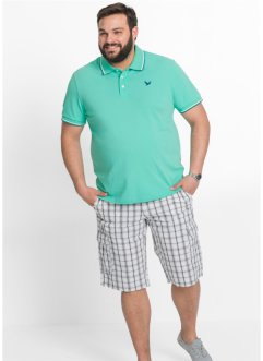 Poloshirt, bpc bonprix collection, mintgroen