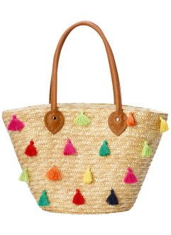 Tas, bpc bonprix collection, naturel/multicolor