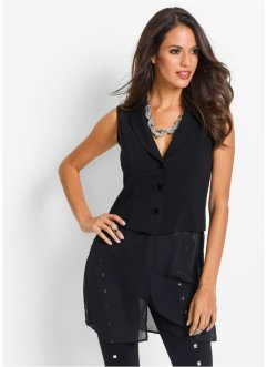 Gilet, bpc selection, zwart