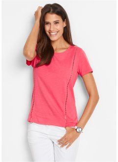 Shirt, bpc bonprix collection, lichtpink