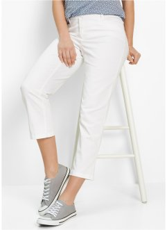 Corrigerende broek, bpc bonprix collection, wit