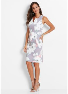Jurk, bpc selection, multicolor gebloemd
