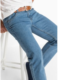 Jeans regular fit straight, John Baner JEANSWEAR, lichtblauw