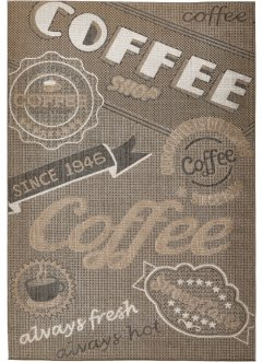 Vloerkleed «Coffee», bpc living