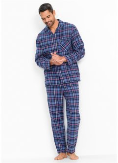 Flanellen pyjama (2-dlg.), bpc bonprix collection