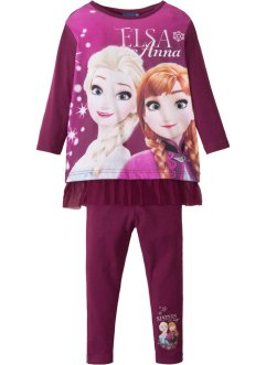 Longshirt+legging «Frozen» (2-dlg. set), Disney