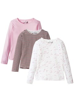 Longsleeve (set van 3), bpc bonprix collection