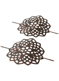 Embrasse «Mandala» (set van 2), bpc living
