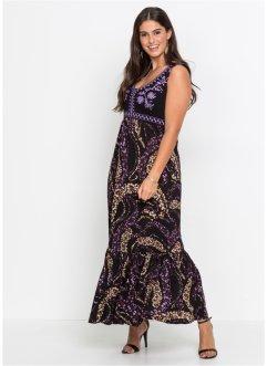 Lange jurk maat 58