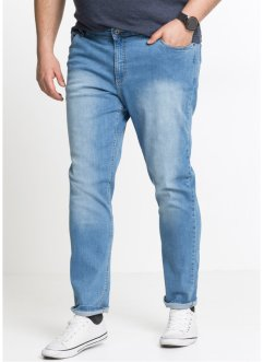Stretch jeans, slim fit straight, RAINBOW