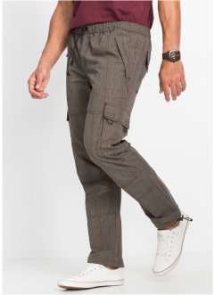 Vrijetijdsbroek loose fit straight, bpc bonprix collection