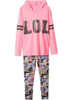 Shirt+legging (2-dlg. set), bpc bonprix collection