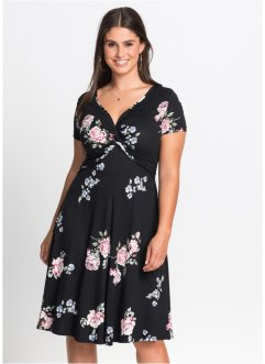 e1cbd640ed328e Mooie jurken met korte mouwen - grote maten bij bonprix
