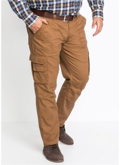 Cargobroek regular fit straight, bpc selection