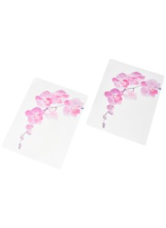 Placemats «Orchidee» (set van 2), bpc living