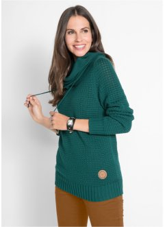 Trui met turtle neck, bpc bonprix collection