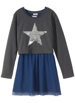 Sweatshirt+jurk (2-dlg. set), bpc bonprix collection