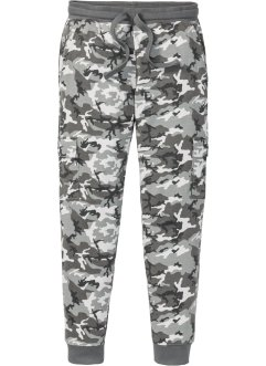 Joggingbroek met camouflageprint, RAINBOW