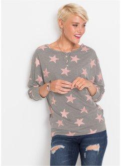 57fdc7a3ca0 Dames T-shirts met ronde hals | Online bij bonprix