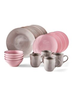 Servies «Lea» (16-dlg. set), bpc living bonprix collection