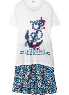 T-shirt+rok (2-dlg. set), bpc bonprix collection