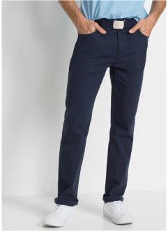 Classic fit stretch broek, straight, bpc bonprix collection